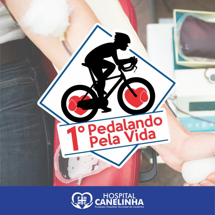0a65d53634 Fundação Hospitalar Municipal de Canelinha realizará 1º passeio ciclístico  Pedalando pela Vida