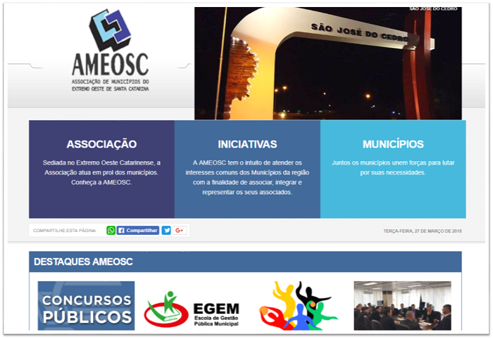 Associação AMEOSC Concursos