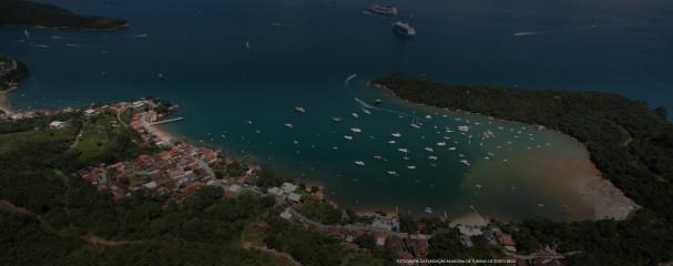 Imagem ilustrativa região turística Costa Verde & Mar