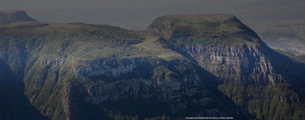 Imagem ilustrativa região turística Caminho dos Canyons
