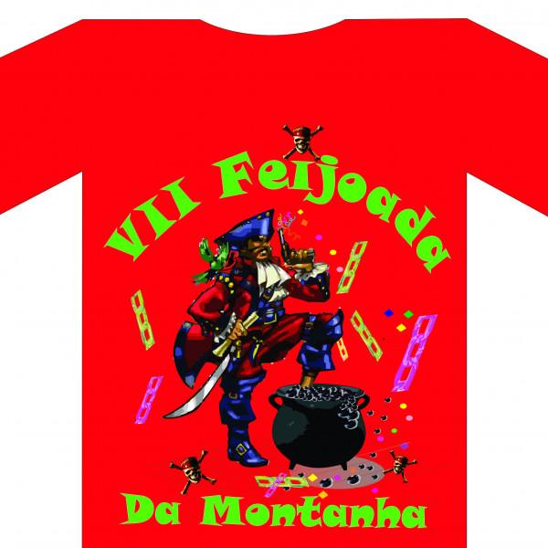 522c1a455d43 Esgotado 1º lote de camisetas da 7ª Feijoada da Montanha ...