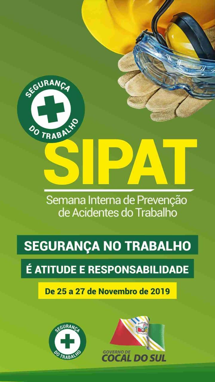 Cocal Do Sul Realiza Ii Semana Interna De Prevenção De