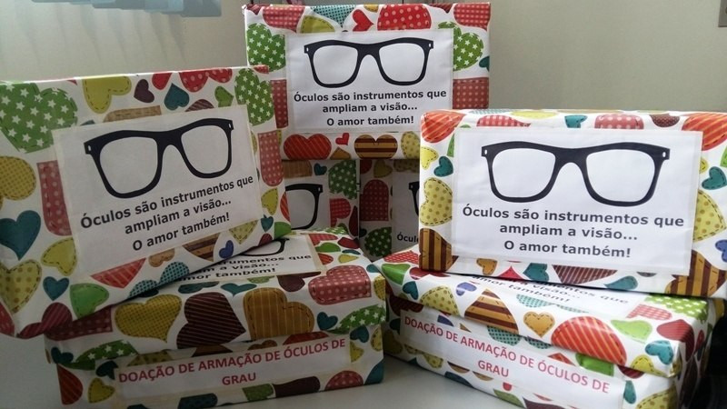 dfe24664e Irani: Saúde lança campanha para doação de óculos - Município de Irani