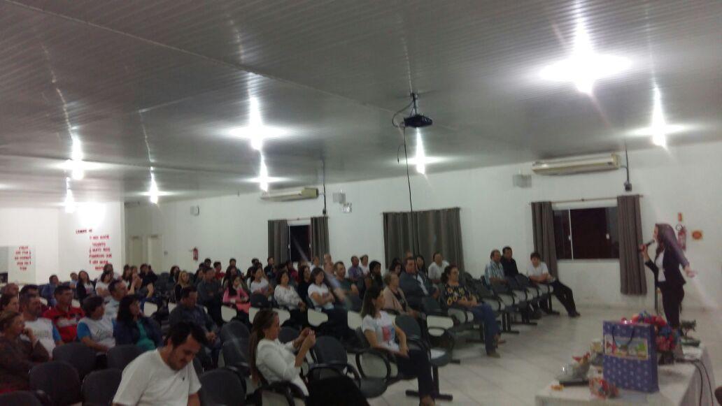 Secretaria De Saúde Realiza Palestra Motivacional Em Alusão