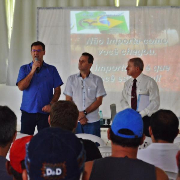Administração Municipal Organiza Palestra Motivacional Para