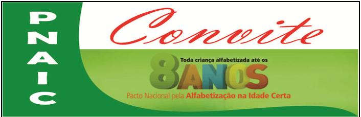 Convite 2º Seminário Do Pnaic Município De Lajeado Grande