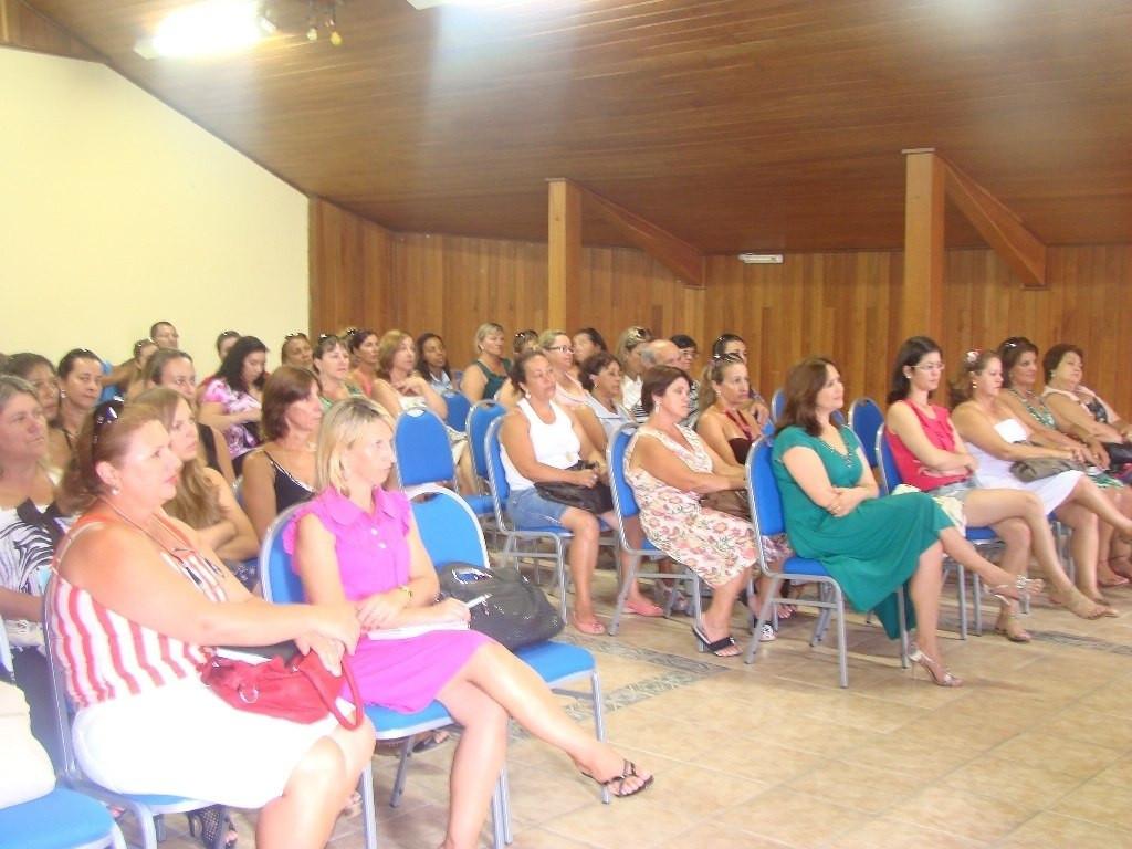 Educação Organiza Palestra Motivacional Município De Imbituba