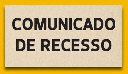 Recesso na Prefeitura de São Ludgero será do dia 24 de dezembro ao ...