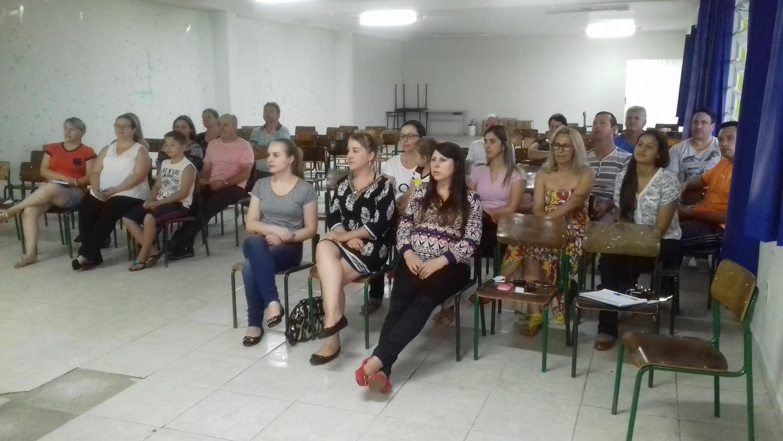 Funcionários Públicos De Major Vieira Assistem Palestra