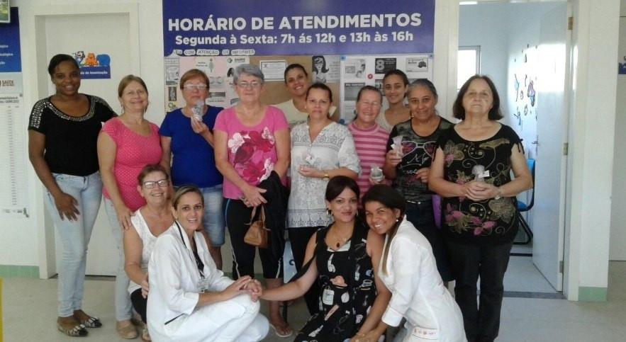3f6e5445329 Secretaria de Saúde promove ações nas Unidades de Saúde em alusão ao Dia da  Mulher