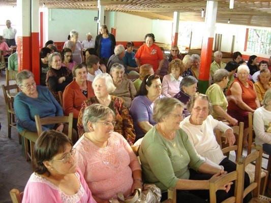 Grupo Sagrado Coração De Jesus Participou Da Palestra Quot